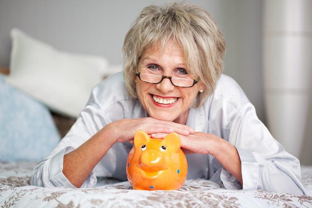 La pension de vieillesse et les impôts