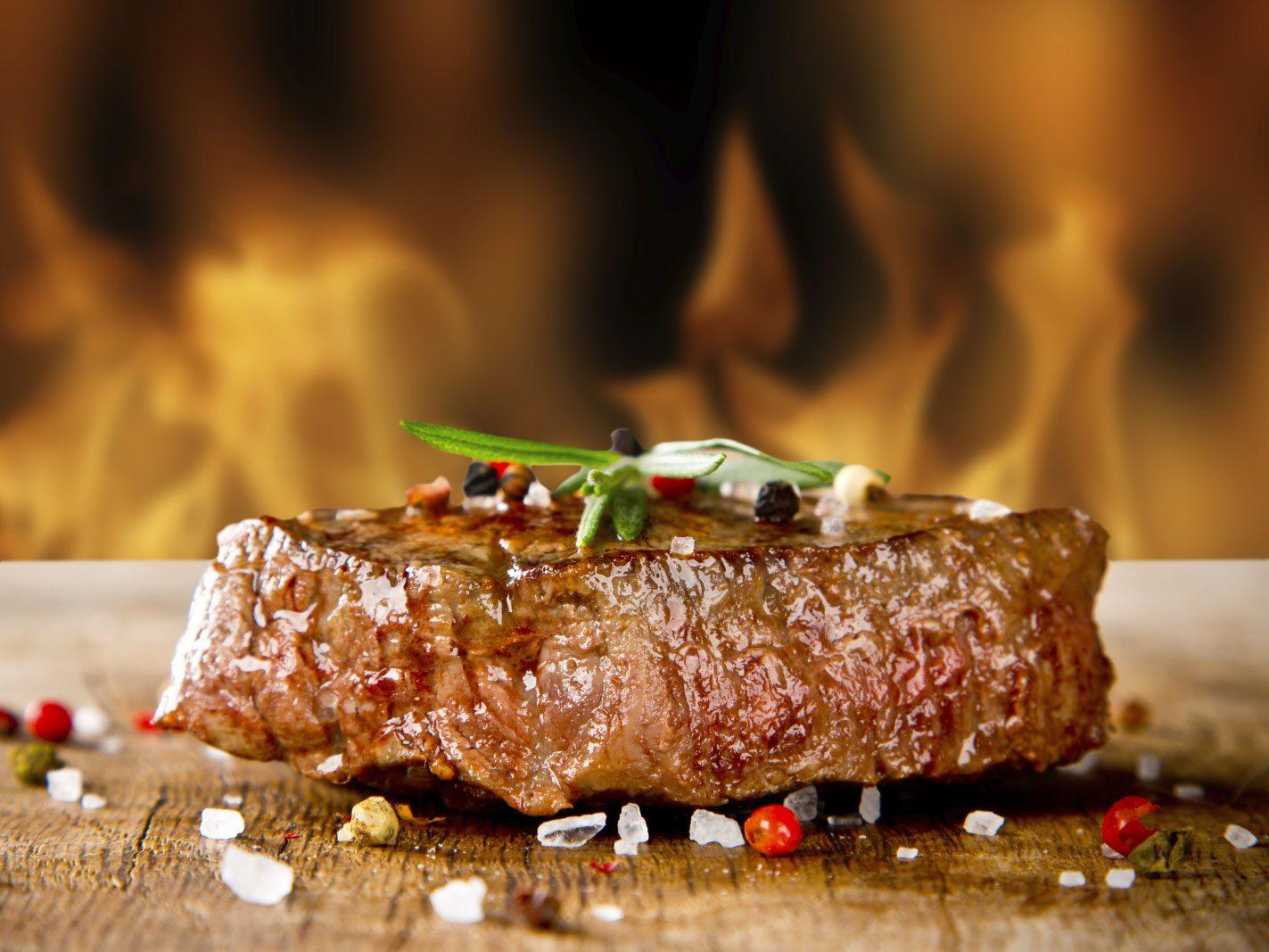 2e secret de cuisson pour un steak réussi: le laisser reposer