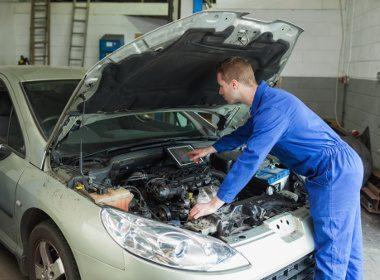 7. Faites une révision du véhicule