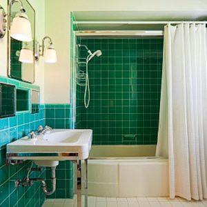 5. Lavez vos rideaux de douche