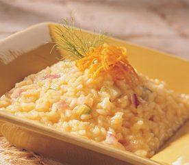 3. Risotto fenouil-oignon-orange