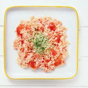 4. Mets principaux et d'accompagnement à base de riz en boîte