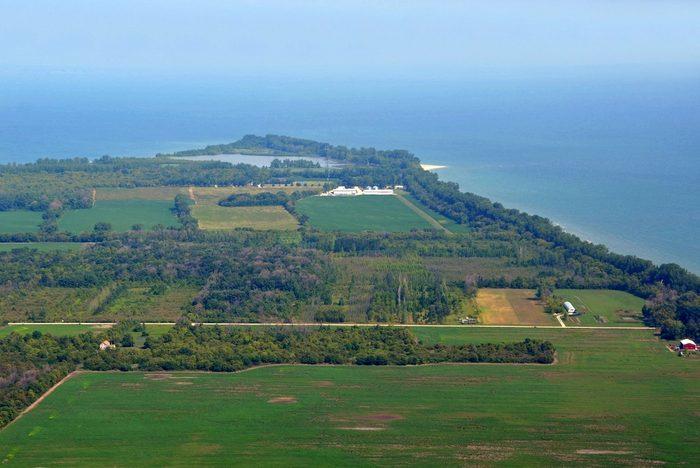 En road trip vers l'île Pelée, en Ontario