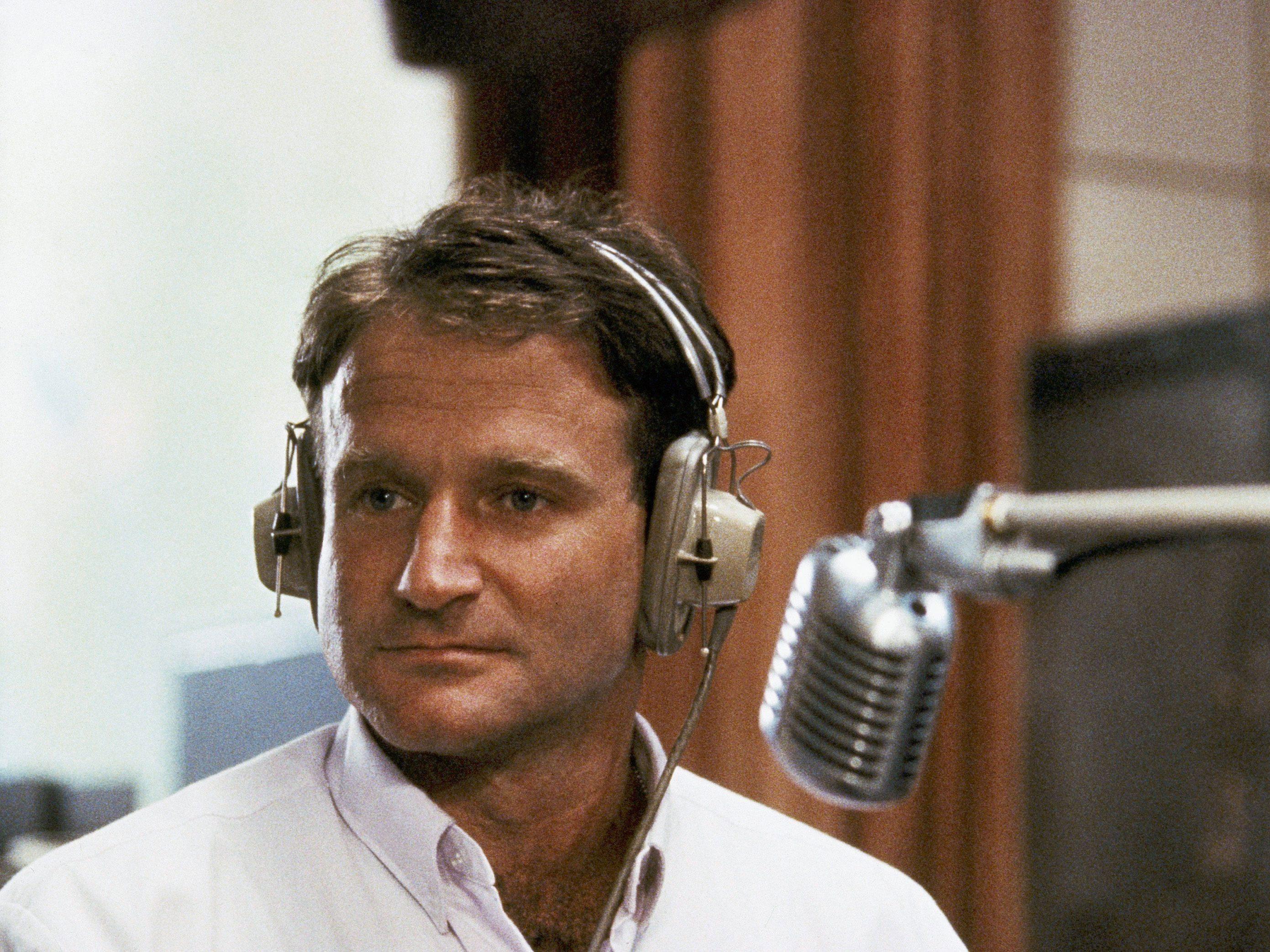 Sélection se souvient: entretien avec Robin Williams