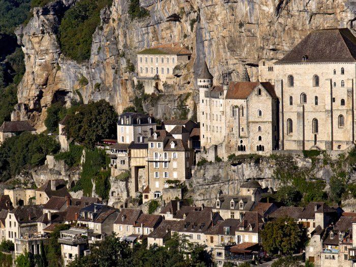 8. Rocamadour, France