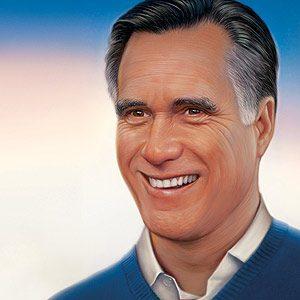 Sélection rencontre Mitt Romney