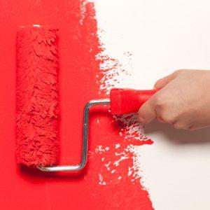 4. À ne pas faire: peindre une pièce avant de la meubler.