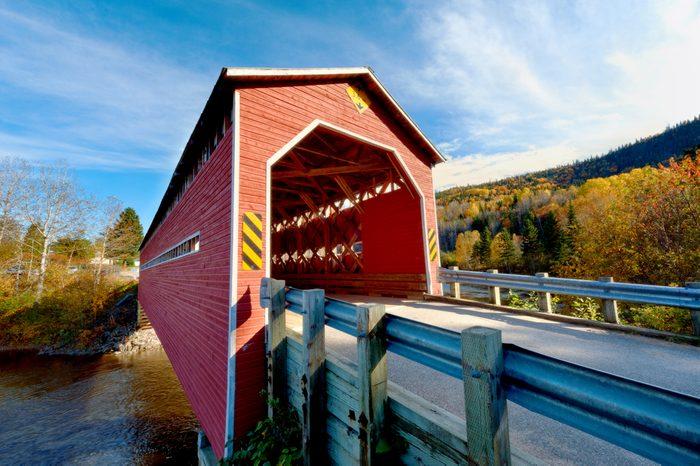 Un road trip canadien sur la route panoramique de la vallée, au Nouveau-Brunswick