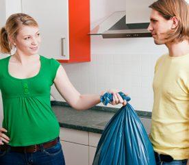 5. Renforcez un sac-poubelle