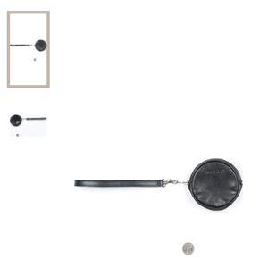 3. Porte-monnaie en cuir
