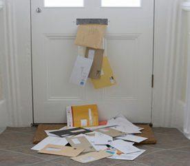 4. Installez votre boîte aux lettres intelligemment