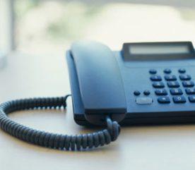 8. Baissez le volume de la sonnerie de votre téléphone.