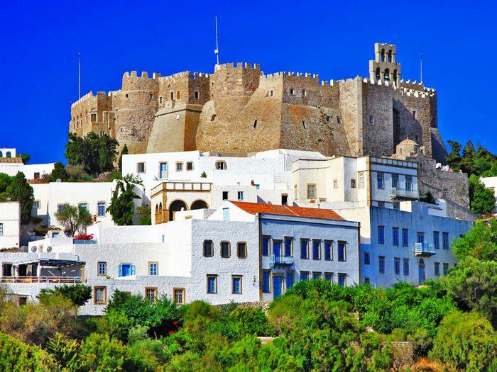 5. Le monastère Saint-Jean-le-Théologien, Patmos
