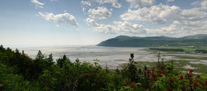 De Québec à Baie-Saint-Paul, sur la splendide route 138 au Québec