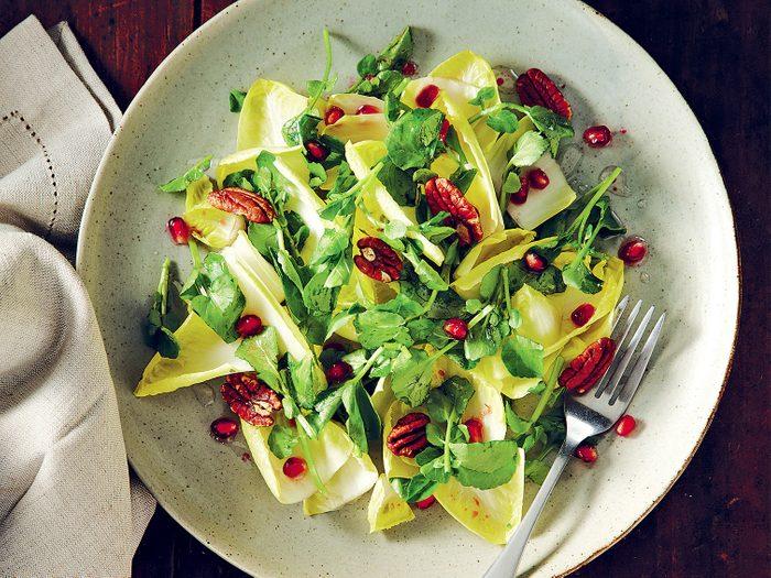 Salades d'endives