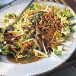 Salade de bœuf à la thaïlandaise