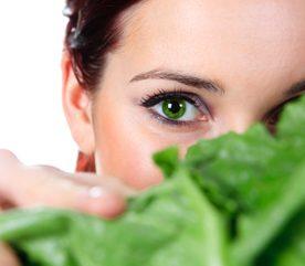 1. Mangez une salade en à-côté