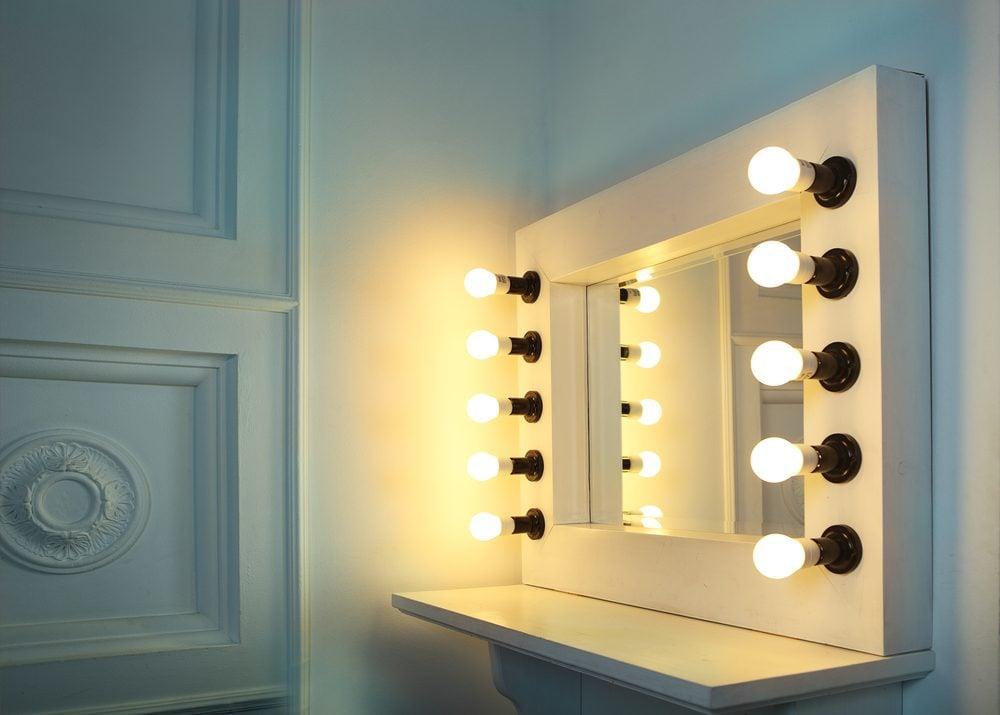 30 astuces pour r am nager la salle de bains petit prix for Miroir petit prix