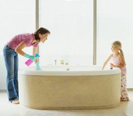 5 solutions maison pour nettoyer la salle de bains - Nettoyage De Salle De Bain