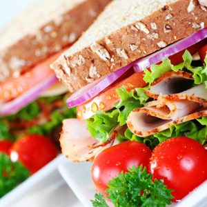 2. Sandwiches de dépanneur