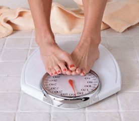 4. Surveillez votre poids