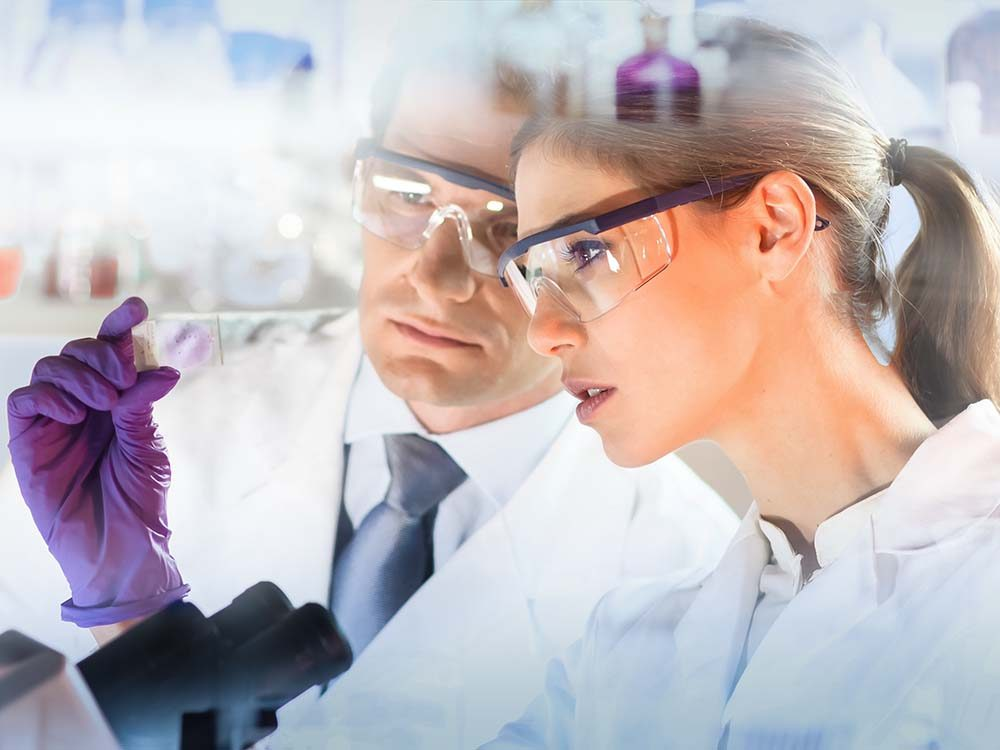 La santé et le monde scientifique.