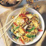 Sauté de légumes au tofu