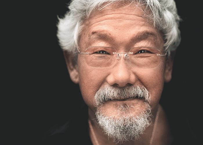Entrevue avec David Suzuki