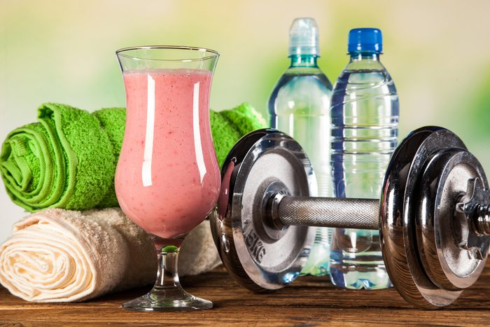 8. Attention aux smoothies