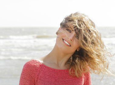 Le sel de mer pour les cheveux