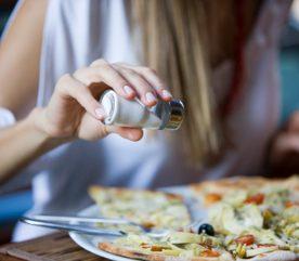 3. Résolution santé: coupez le sel