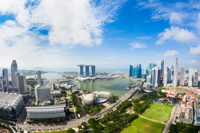 8. Ne fumez pas et mâchez avec précaution à Singapour