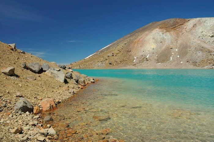 Le Northern Circuit du Tongariro est l'une des randonnées les plus populaires au monde.