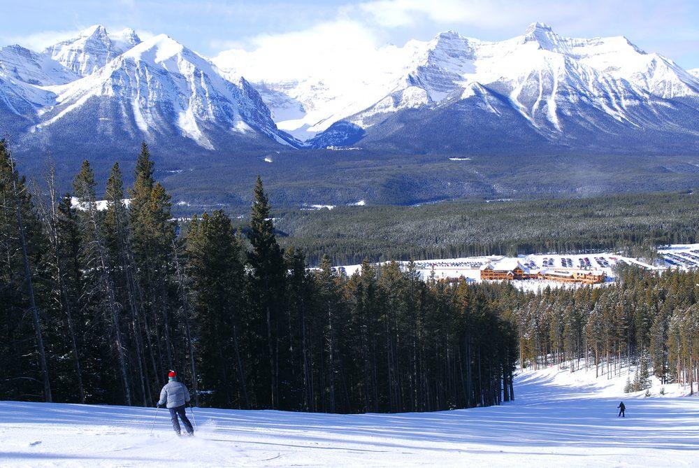 Station de ski du Lac Louise - Lac Louise