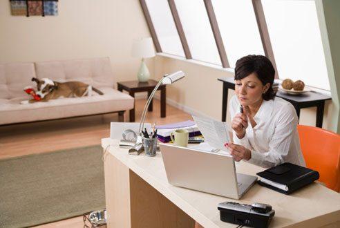 7. Ne croyez pas au travail à domicile bien rétribué