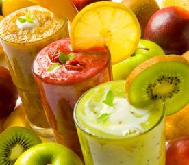 Smoothies contre cancer