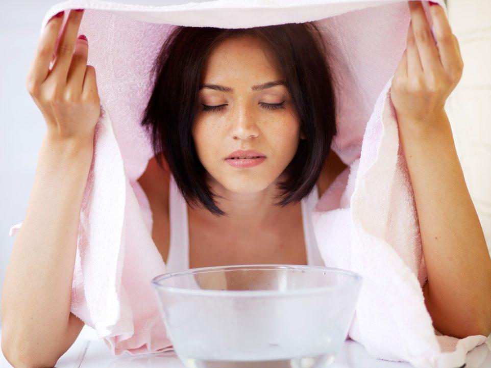 Mythe: les pores s'ouvrent et se ferment