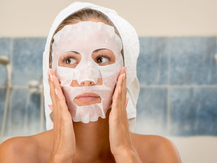 Si vous avez répondu surtout A, votre style de soins de la peau est... tendance