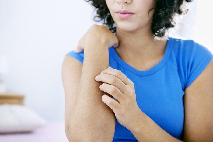 Le sel d'epsom peut soulager des irritations.