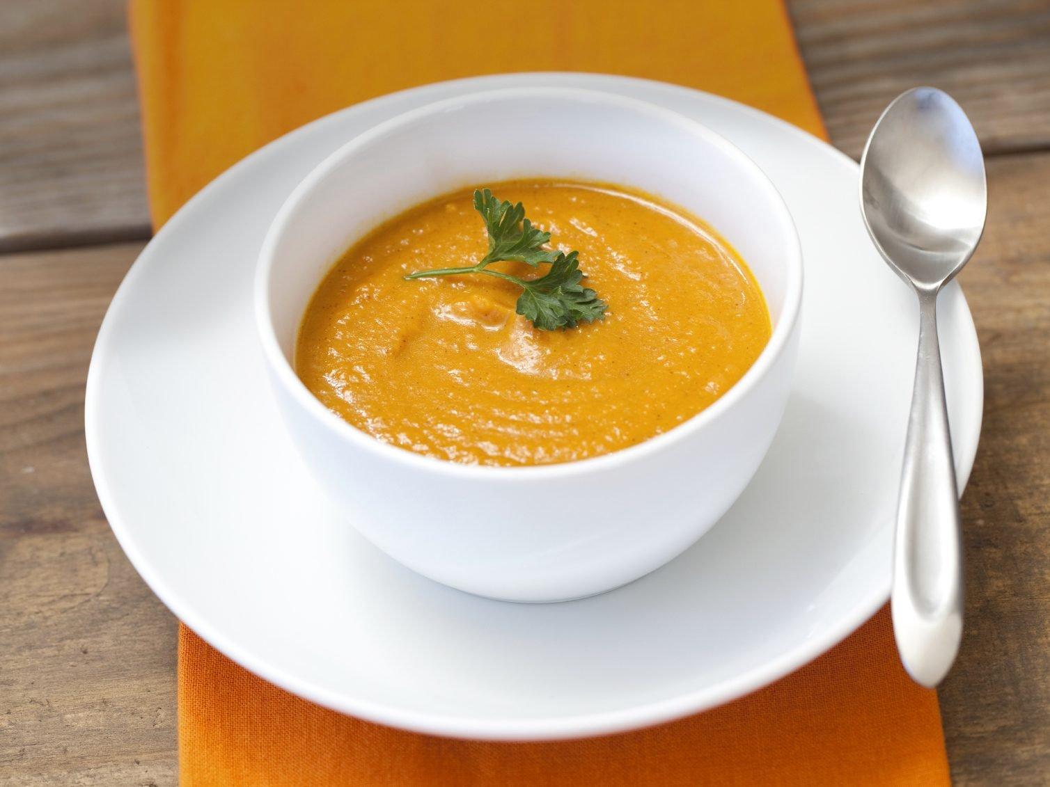 Une soupe pour contrer la gueule de bois