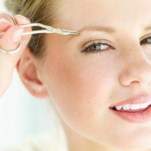3. Redessinez vos sourcils