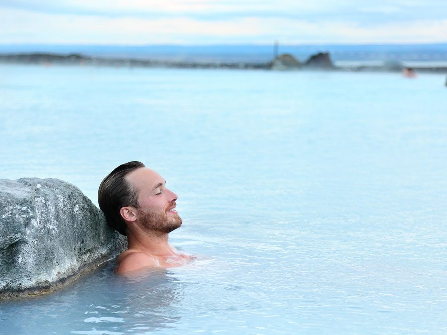 4. Piscines géothermiques, Reykjavik, Islande