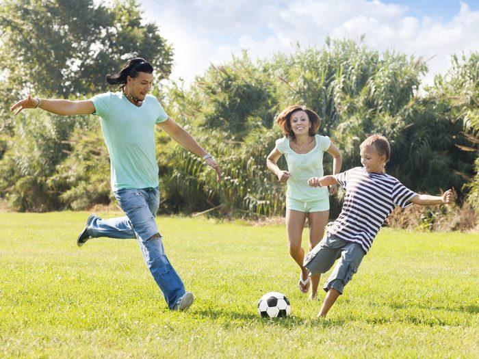 3. Faites du sport