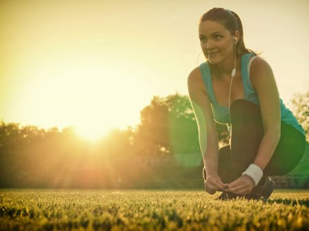 Être actif et faire du sport régulièrement