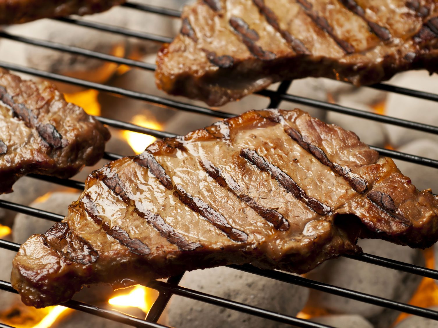 steak a griller cuisson