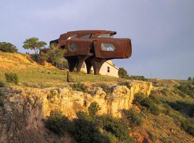La Maison d'acier (Steel House) - Lubbock, Texas