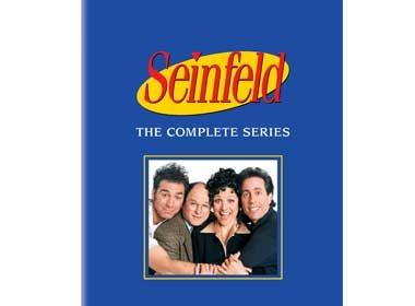 7. Seinfeld: The Complete Series DVD Box Set (Bilingue)