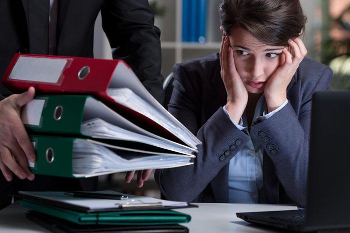 4. Le stress fait grossir