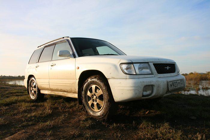 Le Forester familial de Subaru