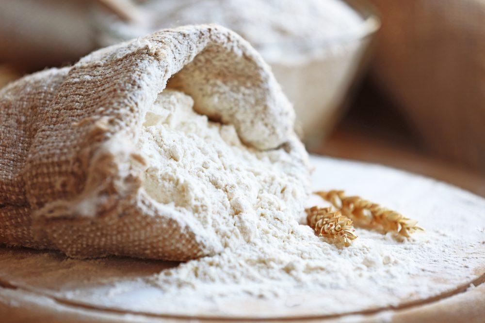 Farine de grains entiers